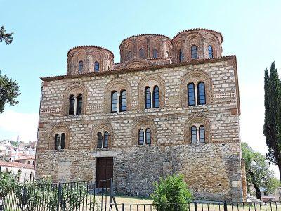 13th century Church of Parigoritissa, Arta
