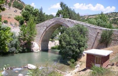 Cimisgezek River, Turkey