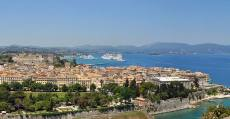 Corfu (Kerkyra) Island, Ionian Sea Greece