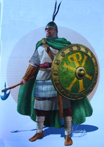 Tagmata Guard of Constantine V