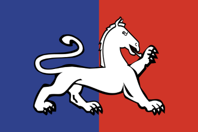 Flag of the Republic of Novgorod, founded in 1136