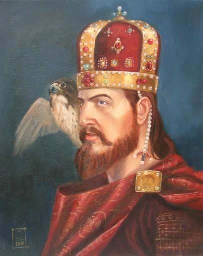 Stefan IV Uroš Dušan, King of Serbia (r. 1331-1346), emperor (1346-1355)