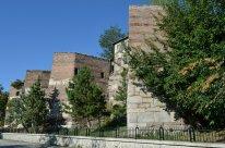 Byzantine walls of the Ankara Castle