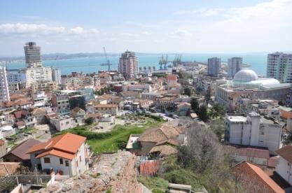 Durres, Albania- formerly Dyrrhachion