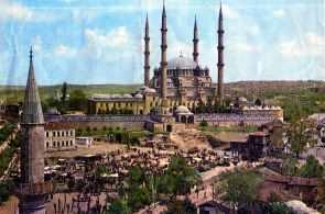Adrianopolis (now Edirne, Turkey), capital of the Macedonian Theme