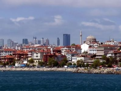 Uskudar, Asian side of Istanbul (formerly Chrysopolis)
