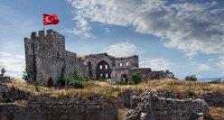 Gattilusi Fortress, Ainos