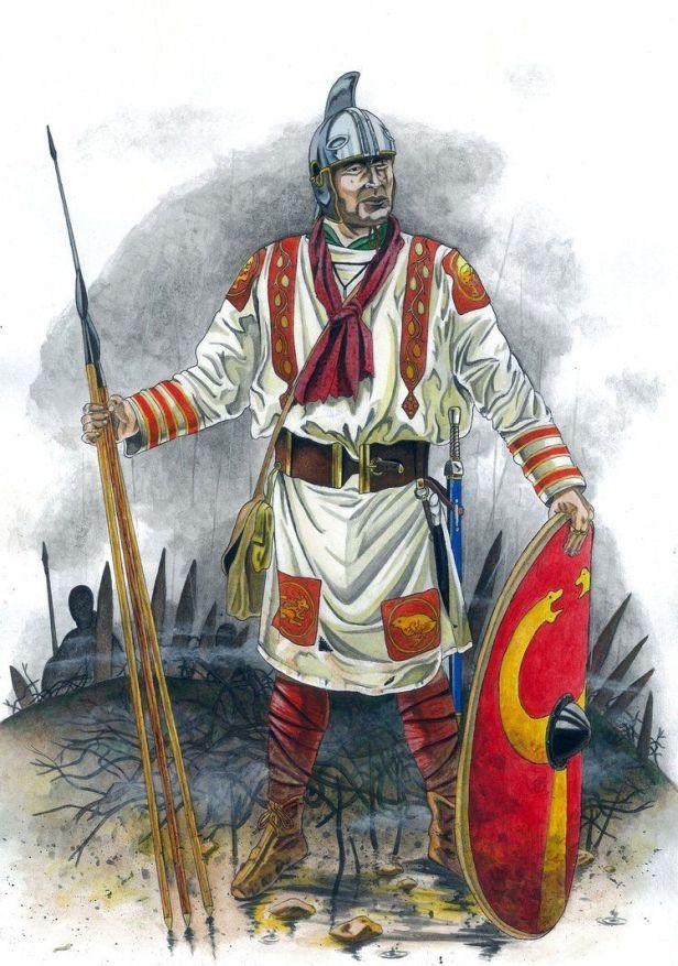 Western Roman legionnaire