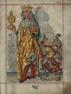 King Ladislaus II of Hungary and Duke of Bosnia (1137-1154)