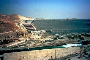 Ataturk Dam, present day Samosata