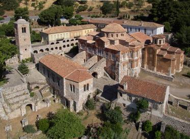 Monastery of Hosios Loukas, Boeotia