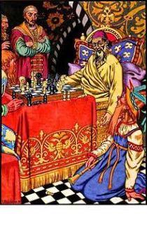 Death of Ivan the Terrible in 1584