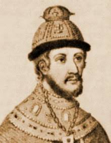 Feodor I, 2nd Tsar of Russia (1584-1598), son of Ivan the Terrible