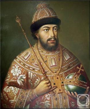 Boris Godunov, Tsar of Russia (1598-1605)