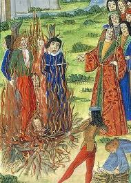 Burning of the Bosnian Bogomil heretics, Middle Ages