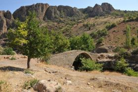 Foothills of the Isaurian Mountains, Southern Turkey
