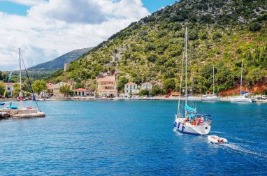 Ithaca, Ionian Sea Greece