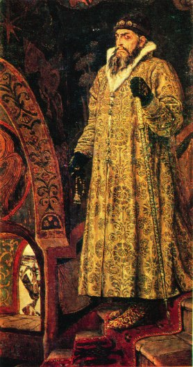 Ivan IV the Terrible, Tsar of Russia (1547-1584), Russia's Justinian