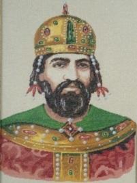 Tsar Ivan Shishman of Bulgaria (r. 1371-1395)