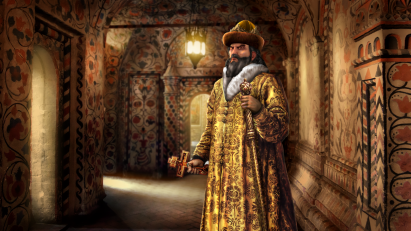 Ivan IV, the first Tsar of Russia