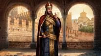 Tsar Stefan IV Dušan the Mighty (r. 1331-1355)