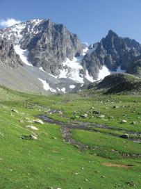 The Pontic Alps, near Trebizond