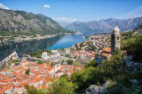 Kotor, Montenegro once under Bosnian rule