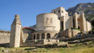Castle of Skanderbeg, Albania