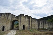 Remains of Preslav, Bulgarian capital (893-972)