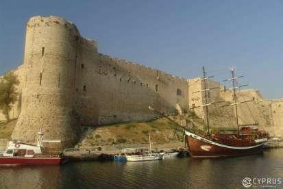 Venetian fort in Cyprus