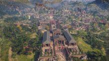 Ancient city of Sparta, near Mystras