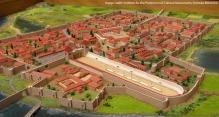 Reconstruction of Roman/ Byzantine Sirmium