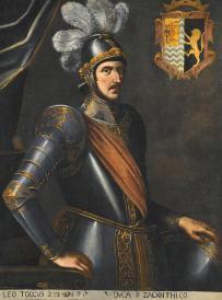 Leonardo III Tocco (r. 1460-1479), last Despot of Epirus