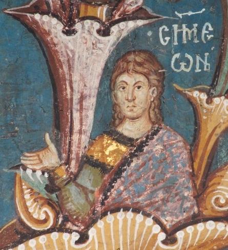 Simeon Uroš, half-brother of Stefan Dušsan, controlled Epirus (1355-1356)