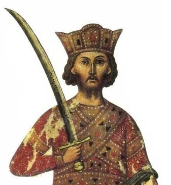 Emperor Nikephoros II Phokas (r. 963-969)