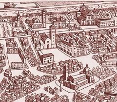 Ravenna, capital of the Western Roman Empire, 402-476