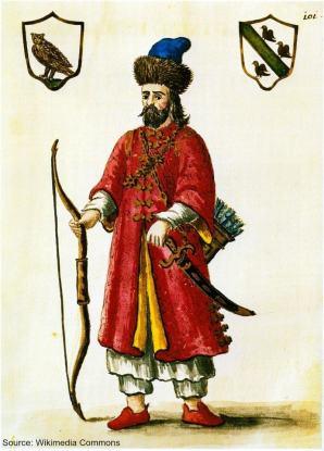 Marco Polo (1254-1324), Venetian explorer