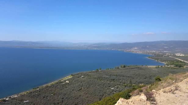 Lake Iznik, the lake of Nicaea