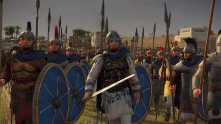 Western Roman army, Rome II: Total War