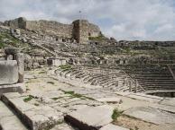 Remains of Miletus, Turkey