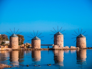 Chios, Greece- formerly under the Aegean Theme