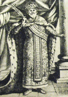 Ivan Asen I of Bulgaria (r. 1187-1196), joint ruler with his brother