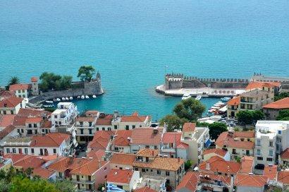 Nafpaktos, Greece- capital of the Theme of Nicopolis