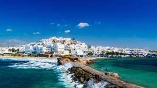 Naxos, Greece- formerly under the Aegean Theme