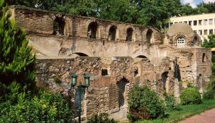 Byzantine ruins of Nicaea