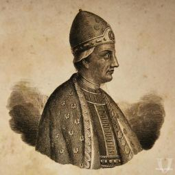 Orso Ipato, first elected Doge of Venice (726)
