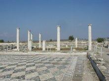 Pella, former capital of the Macedonian Empire, Greece
