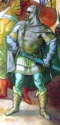 Theodor-Petar II Asen, 1st tsar of the 2nd Bulgarian Empire (r. 1185-1197)