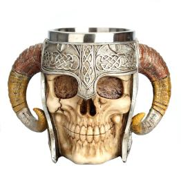 Bulgarian skull cup