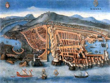 Medieval Ragusa (Dubrovnik, Croatia)